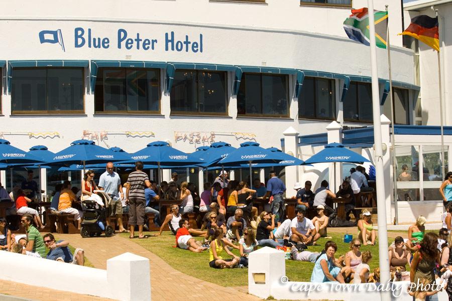 Blue Peter Restaurant Menu