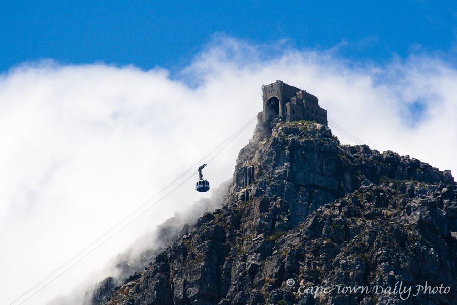 Cheap tickets for Table Mountain's cableway