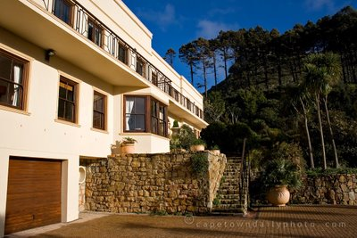 Cape Town luxury villa near Table Mountain