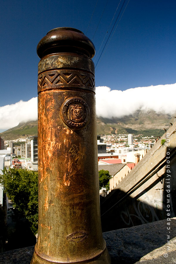 Bollards in Bo Kaap?