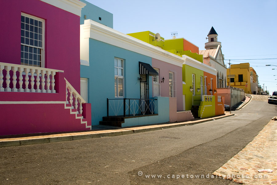 More of the Bo-Kaap
