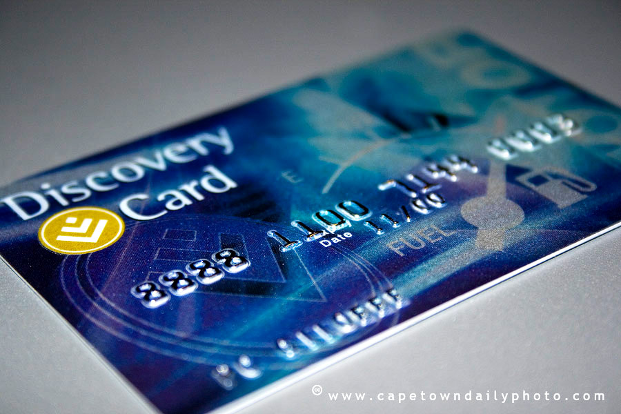 This is no ordinary credit card