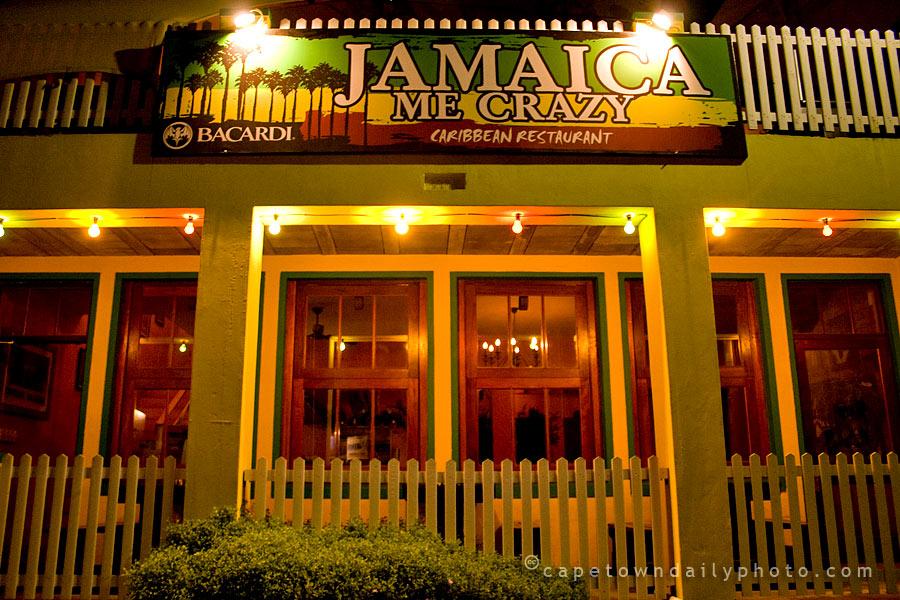 Jamaica Me Crazy