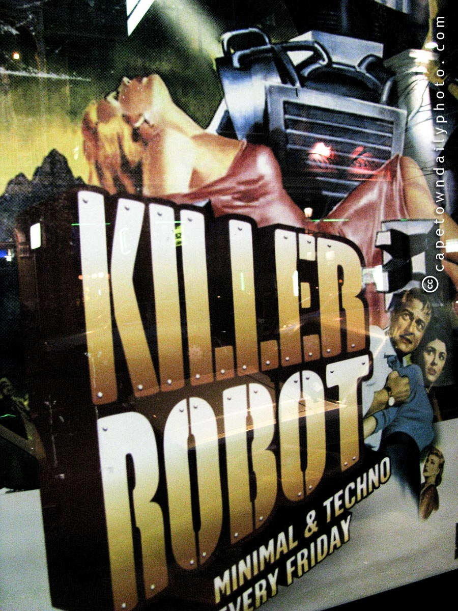 Attack of the Killer Robot
