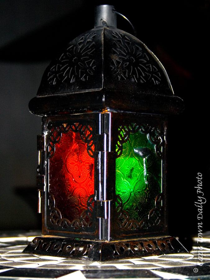 Red lantern green lantern