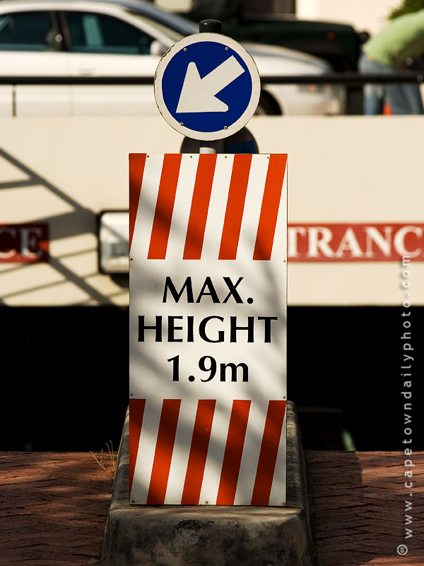 Maximum height limit?