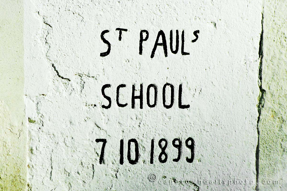 St Paul's Mission School