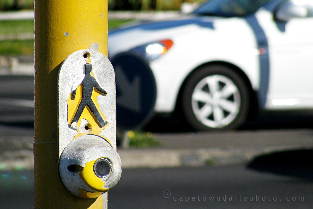 Traffic lights and pedestrian crossings