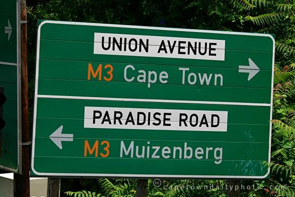 Union Avenue and Paradise Road