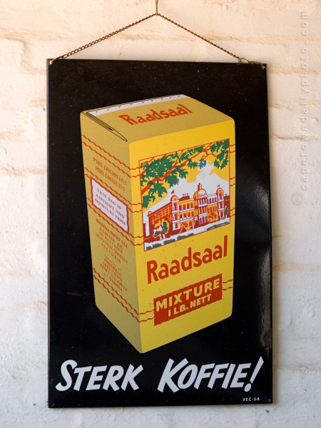Raadsaal Coffee