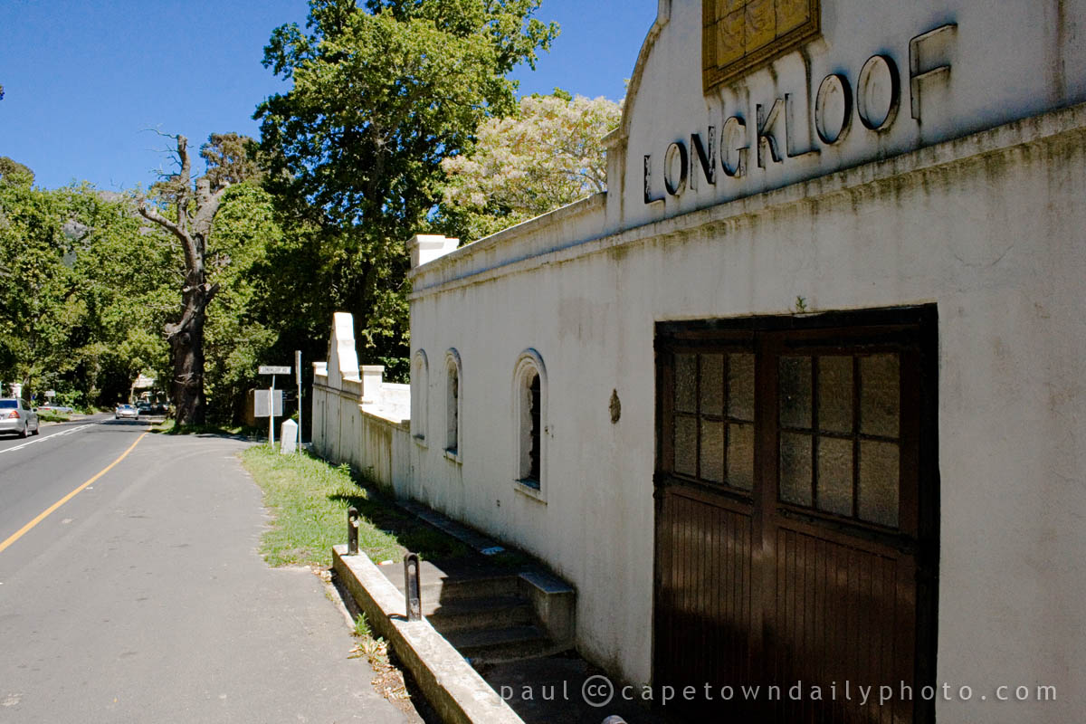 Longkloof in Hout Bay