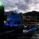 The setting at the AquaFestival 2009