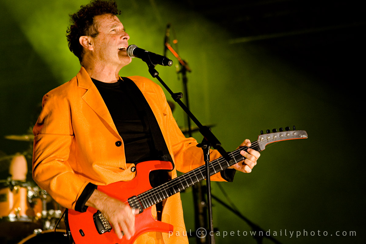 Johnny Clegg at AquaFestival
