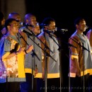 Ladysmith Black Mambazo at Aqua Festival 2009