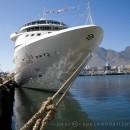 Sliver Wind cruise liner