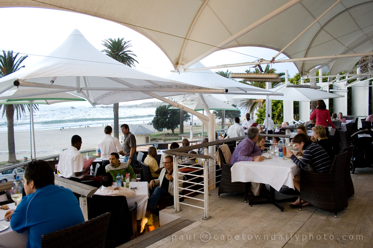 Pepper Club On the Beach restaurant