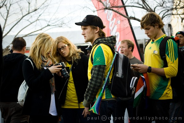 Fans and Cameras