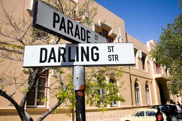 Darling and Parade