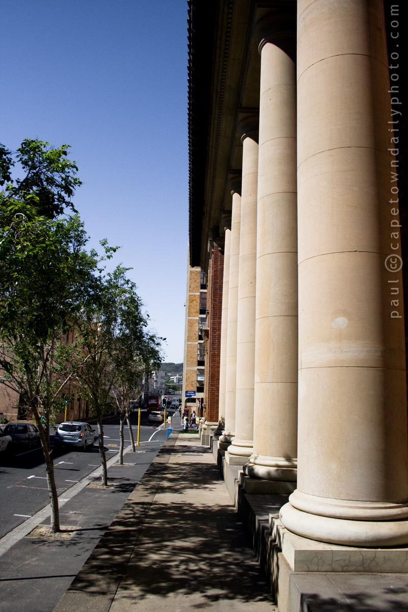 Pillars of the Magistrates Courts