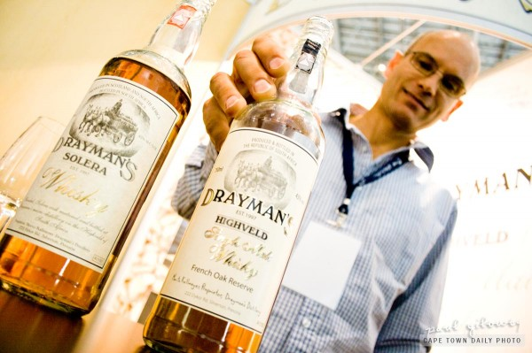 Drayman's Single Malt Whisky