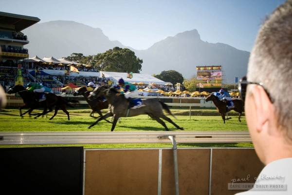 Why do people love horse racing?