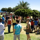MP3 Experiment at Camps Bay