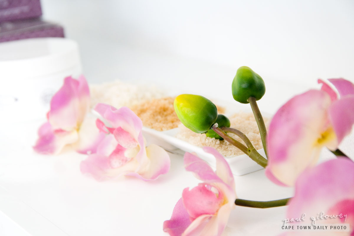 Flowers and Spa Salts