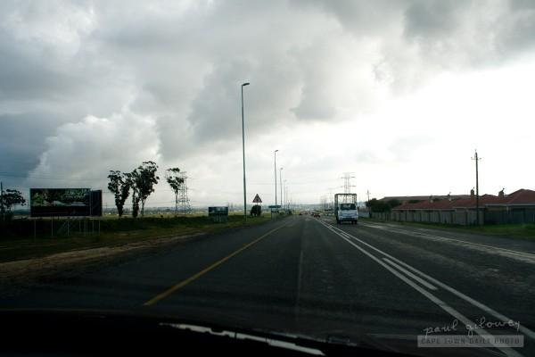 Cloudy-grey on Bottelary