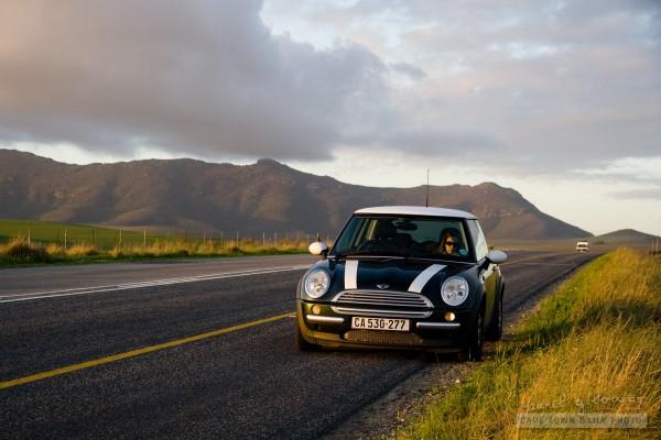 Mini road road trip