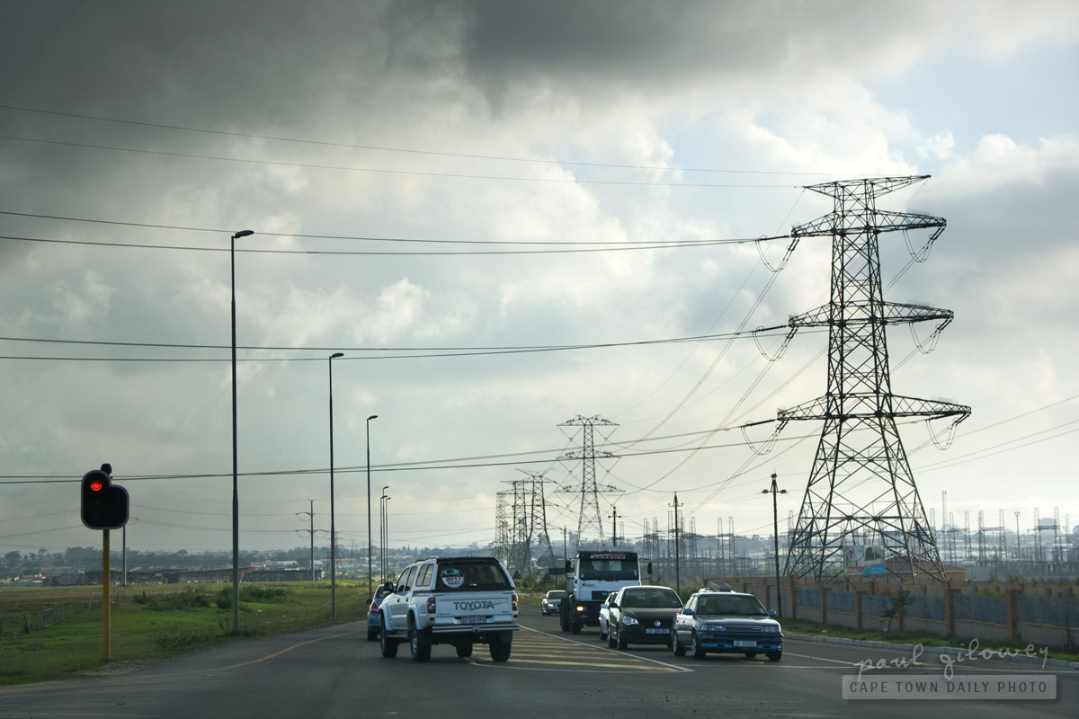 Loadshedding Cape Town: Cape Town Daily Photo