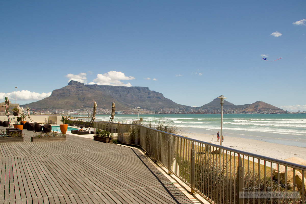 Table Mountain and the New 7 Wonders of Nature