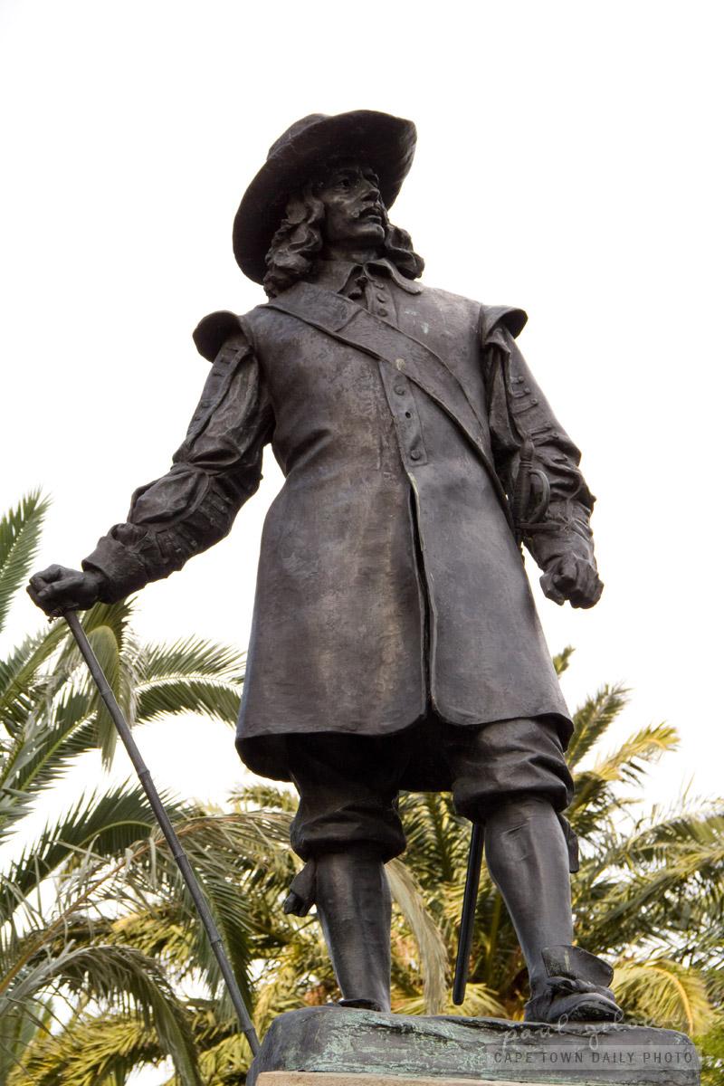 Jan van Riebeeck monument