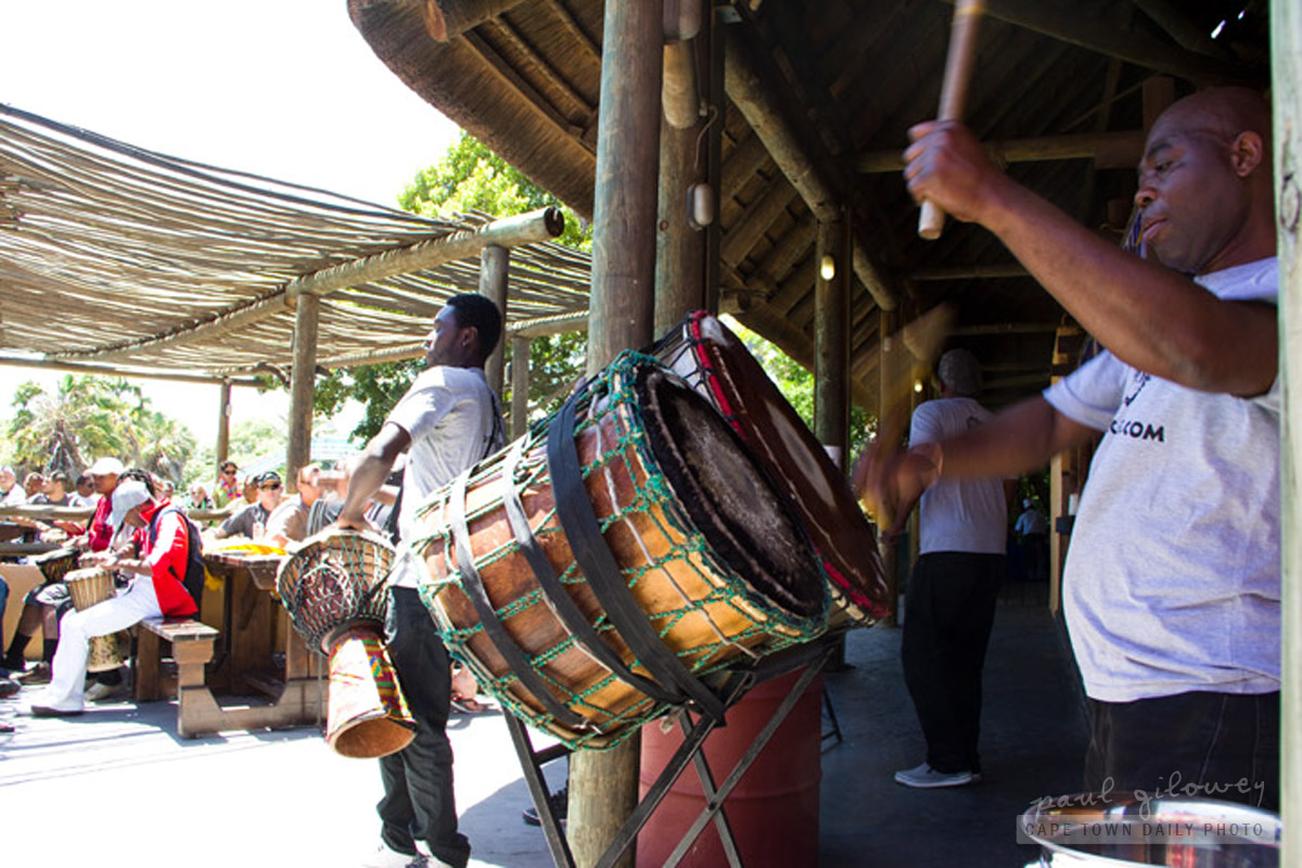 Rhythm of Africa with Drum Cafe