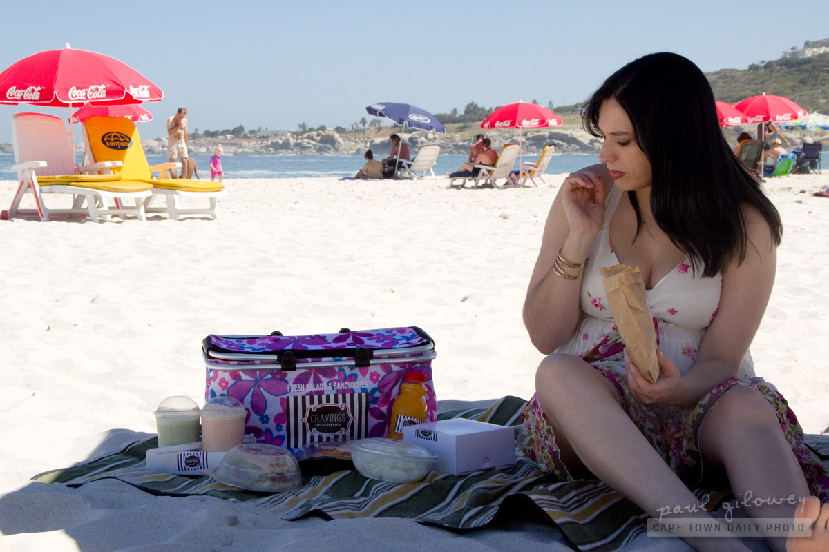 Picnic at the beach
