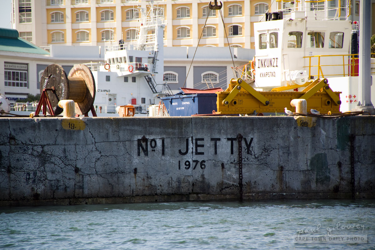 No1 Jetty 1976