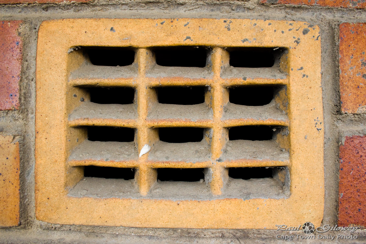 Obsolete air vents | Cape Town Daily Photo