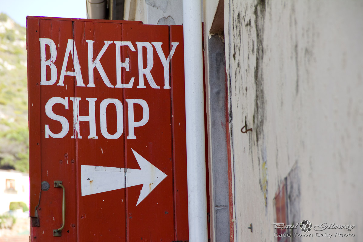 Olympia Bakery in Kalk Bay
