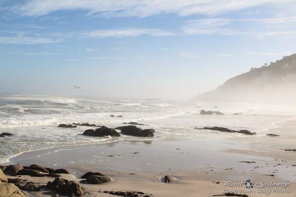 Misty morning on Clifton 2nd Beach