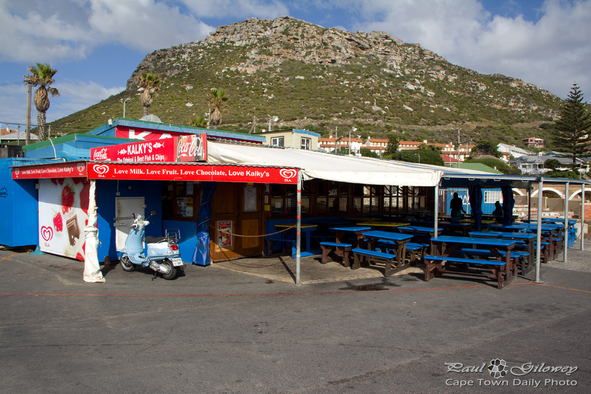 Kalky's in Kalk Bay