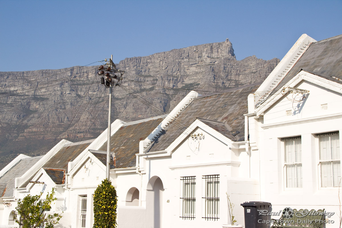 Living near Table Mountain