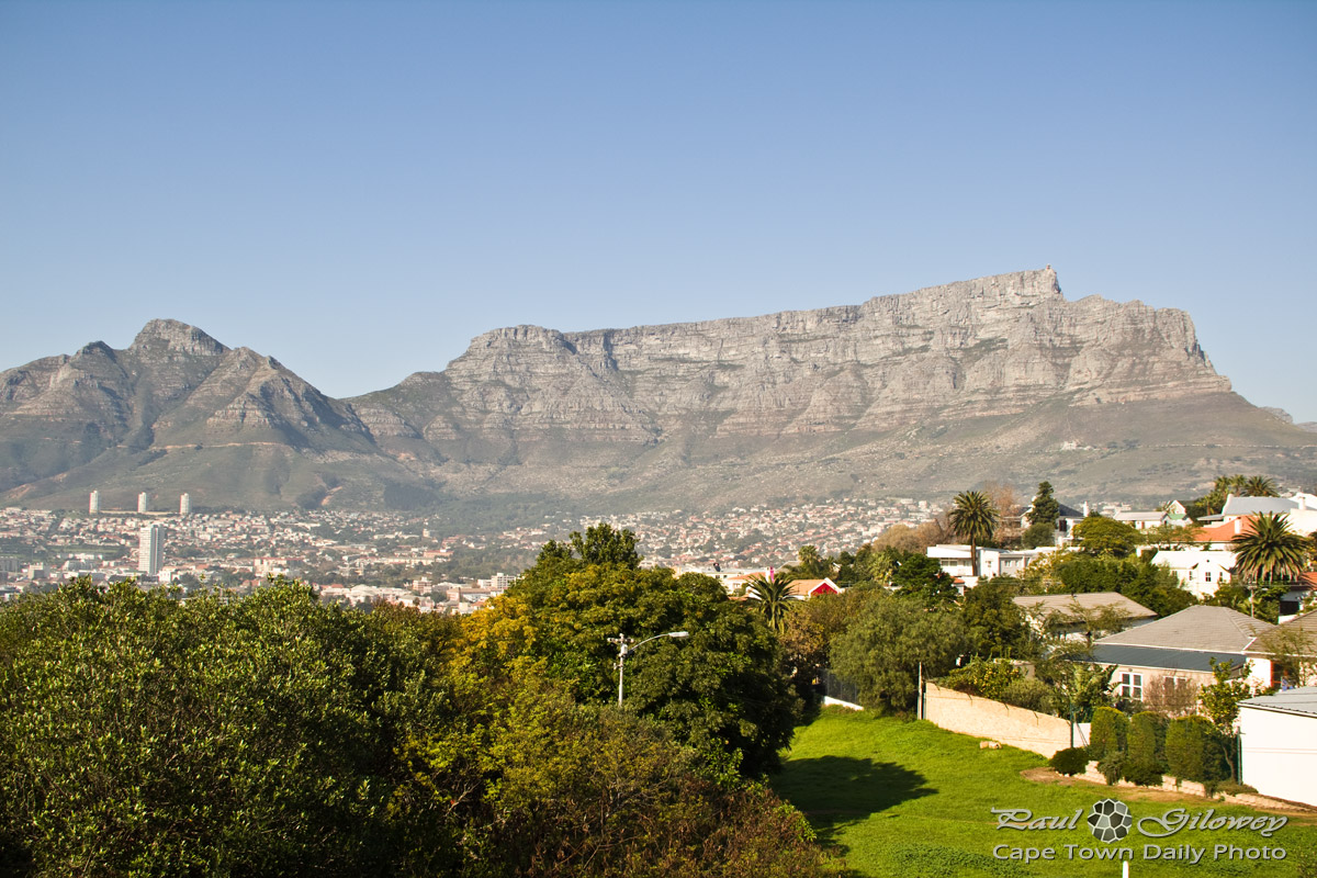 Table Mountain and Devil's Peak