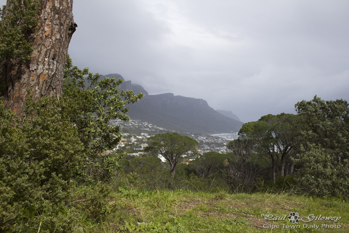Cloudy Camps Bay