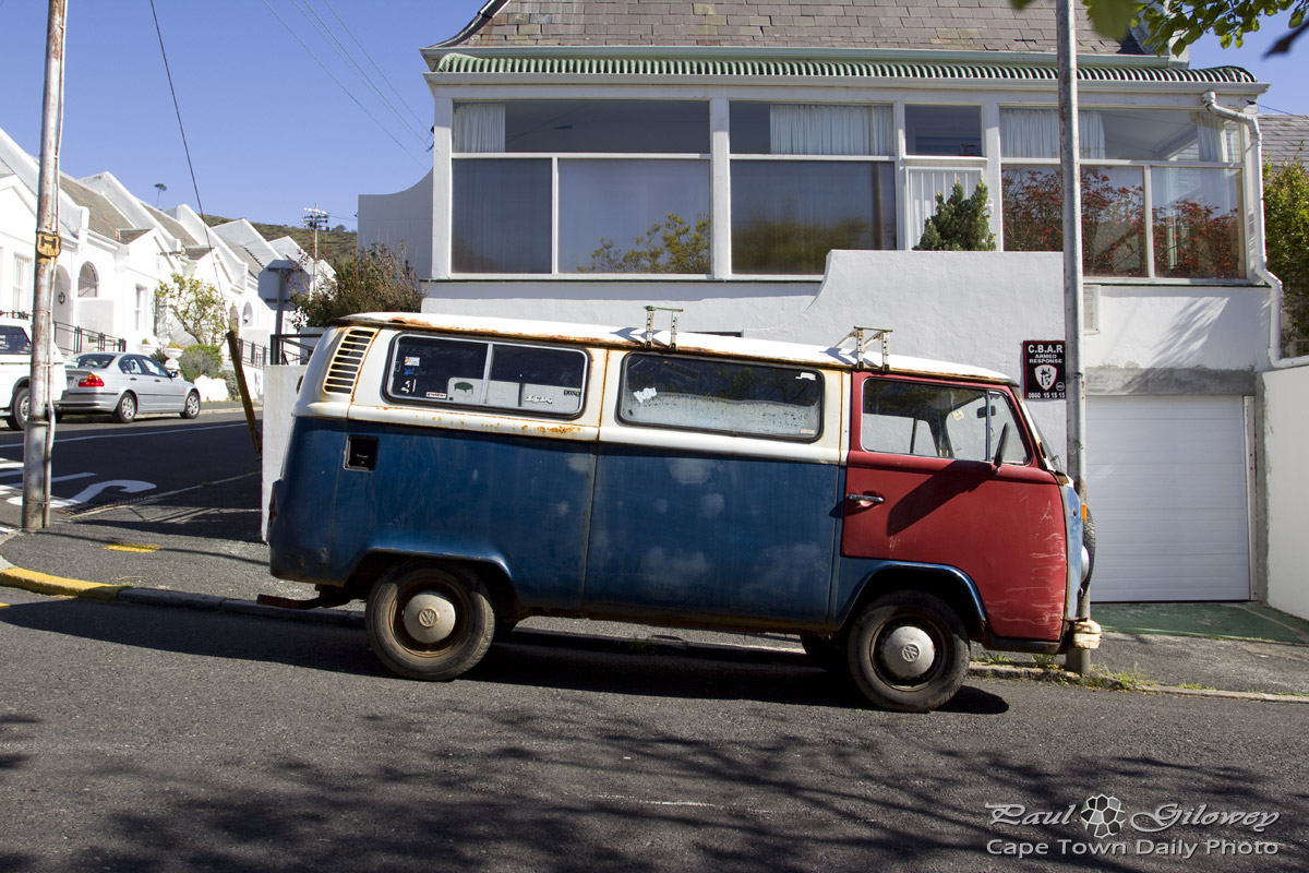 The good old Kombi