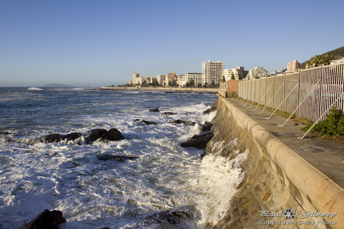 Sea Point seas