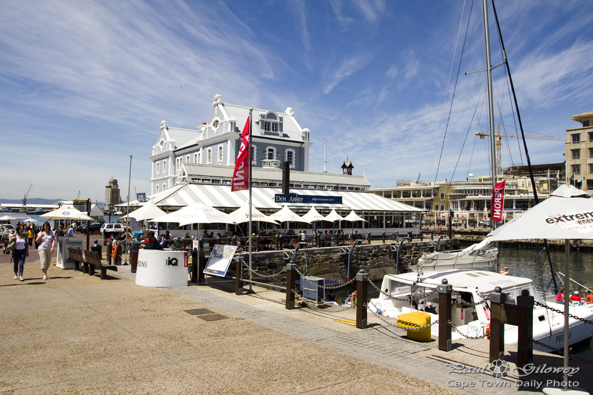 Peninsula trip stop 3: The V&A Waterfront