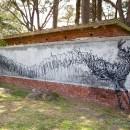 Deer Park mural