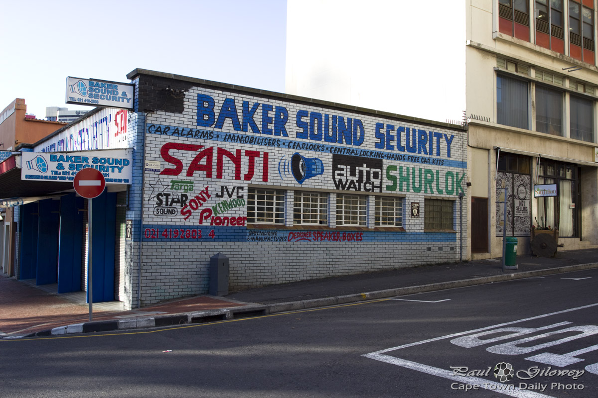 Baker Sound & Security