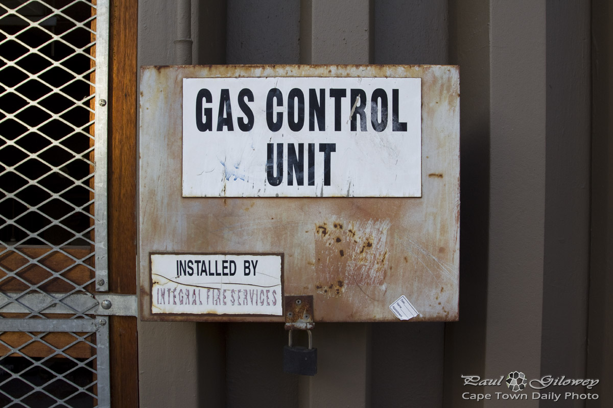 Control that gas!