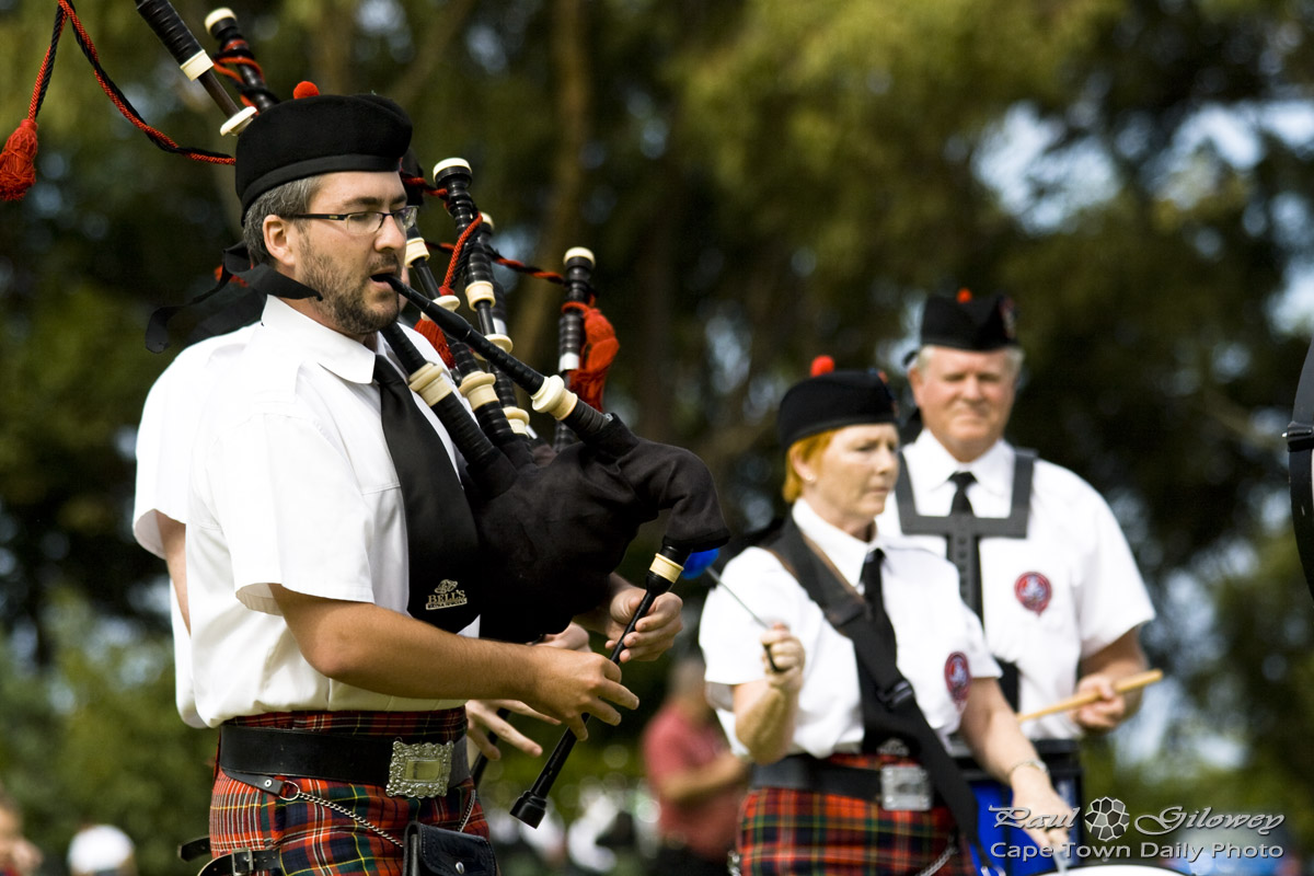 Scottish Highland gathering