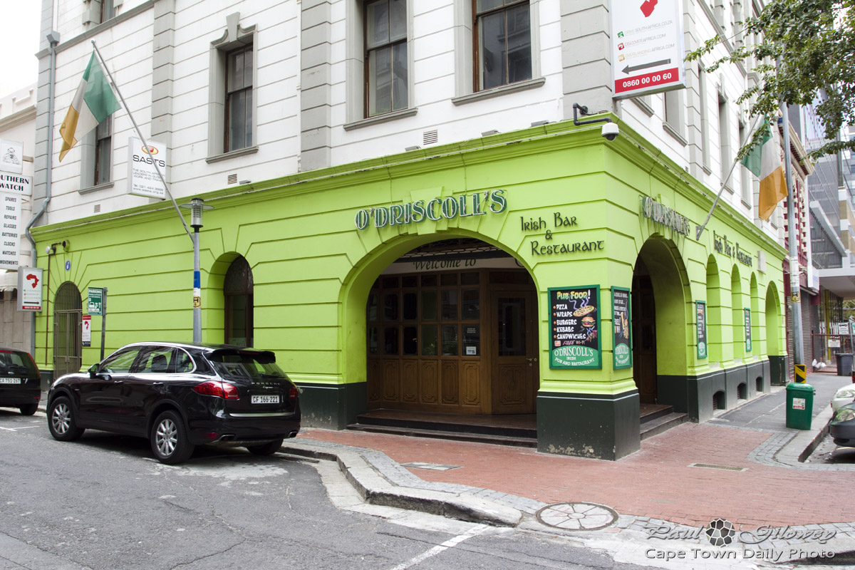O' Driscoll's, an Irish pub